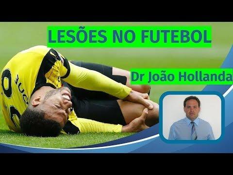 Lesões no Futebol