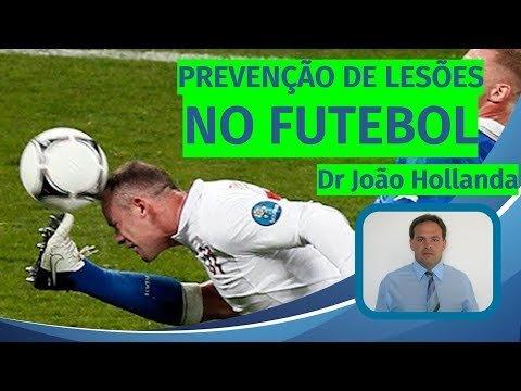 Prevenção de Lesões no Futebol