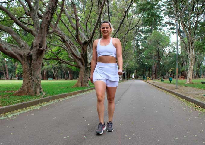 atividade física em jejum
